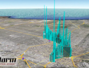Valarm Air Quality VOC Sensor Deployed on Public Transit Los Angeles California Bus 3D Earth Screenshot featuredimage1