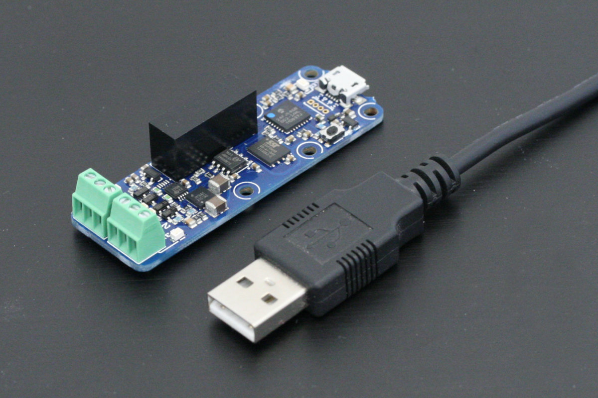 Valarm compatible 0-10V sensor adapter