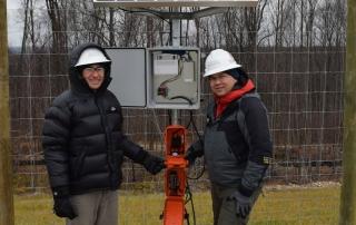 Valarm Esri Seneca Resources Water Monitoring Deployment - 6