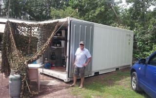 Valarm Crocodile Eggs Incubator Temperature Humidity Remote Environmental Monitoring Outback Darwin Australia 3