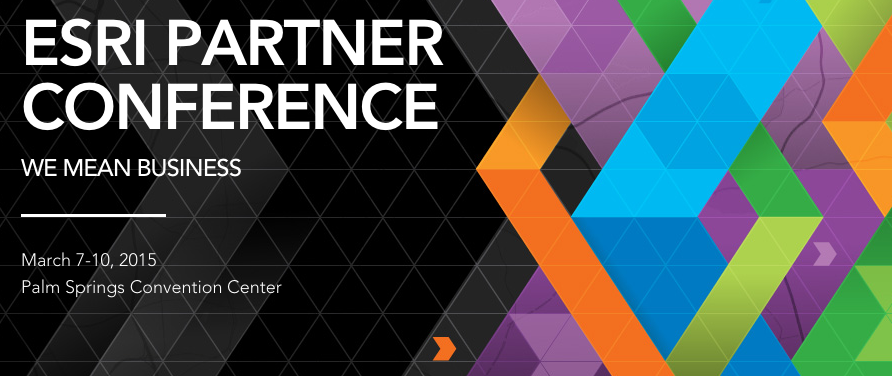 Esri Partner Conference Picture