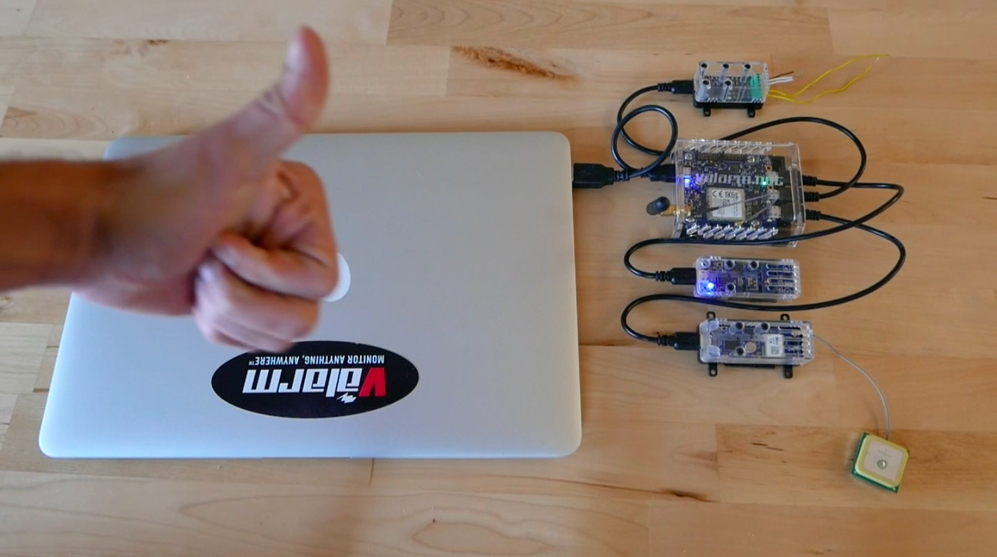 YouTube Screenshot Thumbnail Valarm Tools Cloud with Yocto-API Connector Devices Industrial IoT Applications Remote Monitoring Sensor Telemetry Water Usage Levels Flow Meters