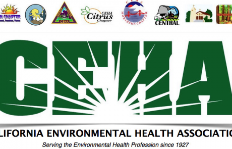 California Environmental Health Association (CEHA) Conference 2015