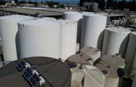 Cost-Effective Tank Monitoring With WiFi & Solar Powered Level Sensors