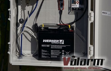 Piezometers / Vibrating Wires – Remote Monitoring with Valarm