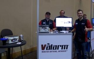 Valarm Esri Partner Conference 2016 Industrial IoT Remote Montoring Real-Time Sensor Telemetry blog post featured image