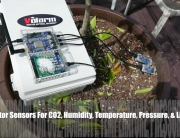 Youtube Thumbnail Greenhouse Hydroponics Garden Sensors - Remotely Monitor What You're Growing With Alerts and Webpage Dashboards