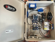 Valarm Industrial IoT Remote Monitoring Sensor Telemetry Air Quality Boxes for California Government
