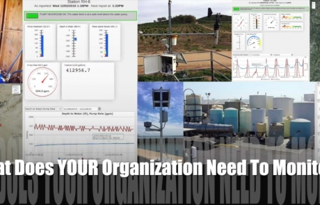 Water Monitoring Systems – Measuring Flooding, Water Levels, Wells, Flow Meter Usage, Levees, & Piezometers with Tools.Valarm.net – Video Demo