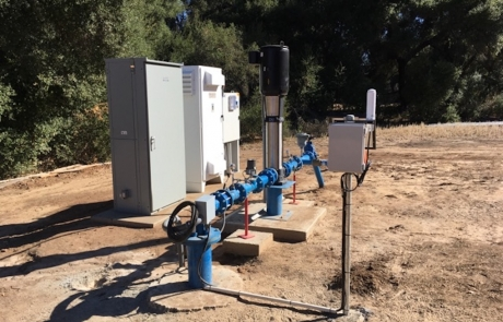 Production Water Well Monitoring Systems Integrating Industrial IoT Sensors with Tools.Valarm.net