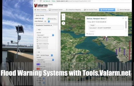 Flood Warning Systems and Water Level Monitoring with IoT Sensors – Video