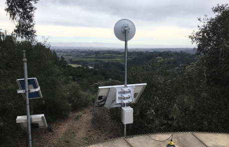 Tank Level Monitoring for California Water Companies