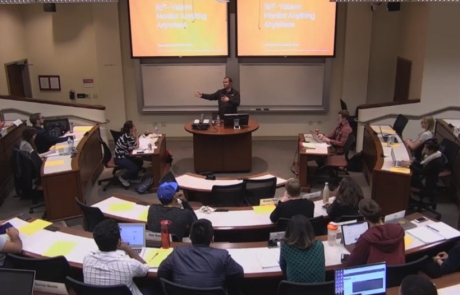Industrial IoT Technology Commercialization – Presentation at University of Southern California