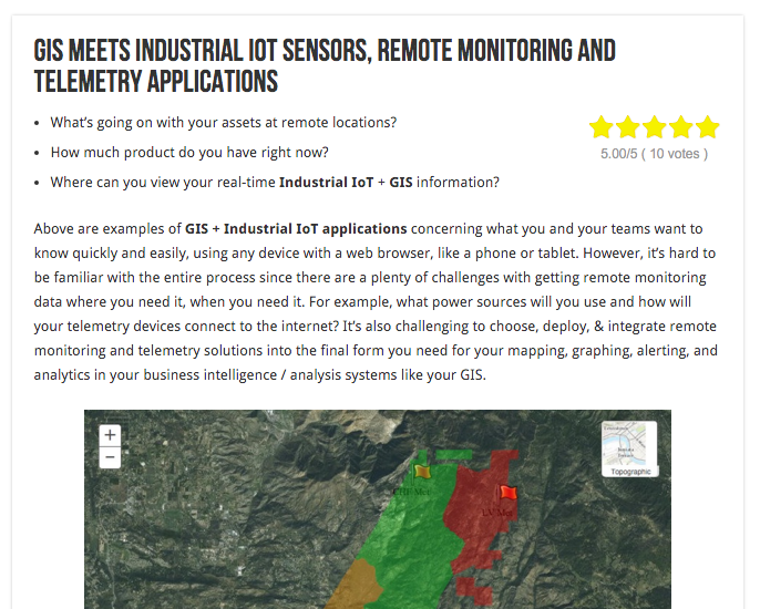 Valarm Tools Cloud Monde Geospatial Article Industrial IoT Applications Effective Water Resources Management GIS Chemical Distribution Tank Fluid Vehicle Monitoring Telemetry