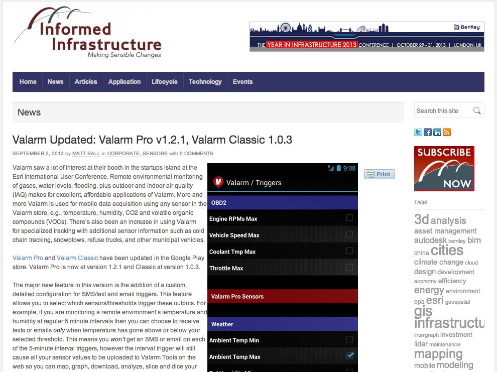 ValarmInformedInfrastructureUpdatev1.2.1