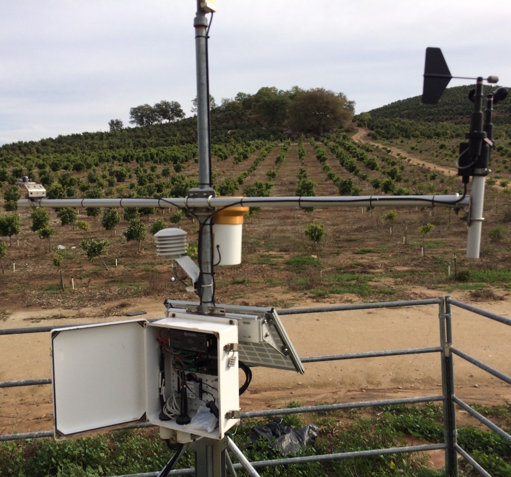 Valarm Tools Cloud with Campbell Scientific and Vaisala Sensors for Remotely Monitoring Weather and Wild Fire Risk Cropped