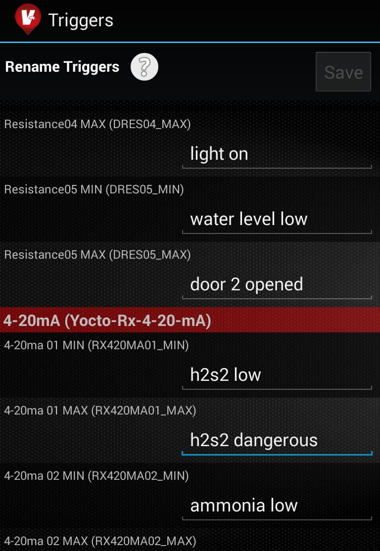 Valarm Screenshot Customizable Trigger Names-1