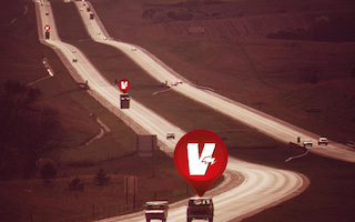Valarm Vehicle Fleet Tracking Mapping Sensors Industrial IoT Trailers