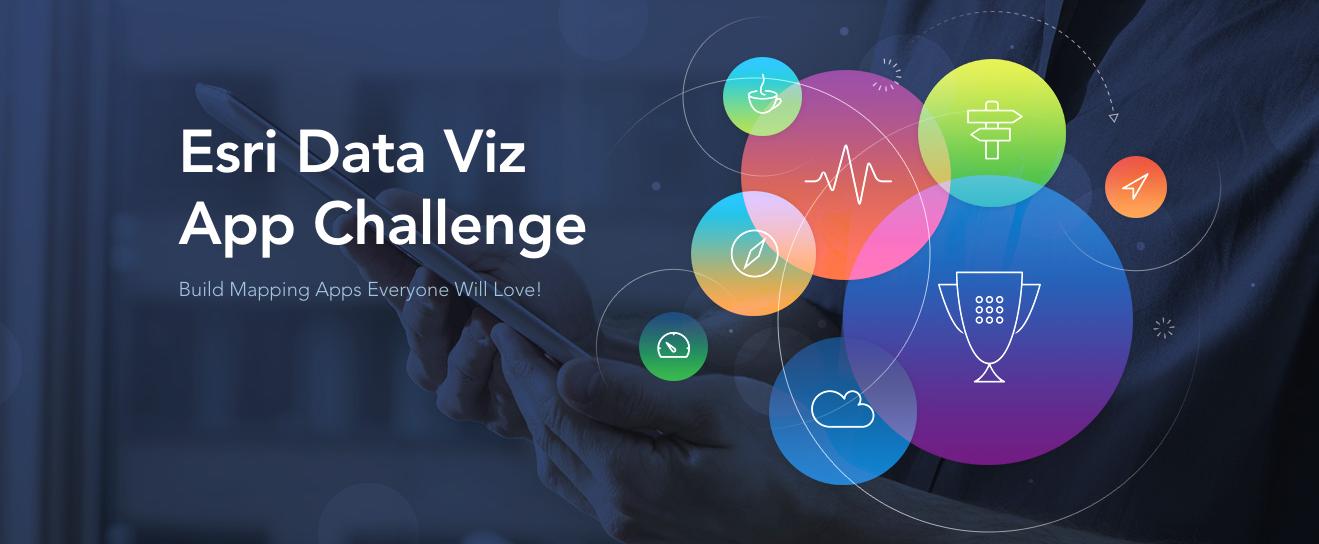 Valarm Esri Data Viz App Challenge graphic