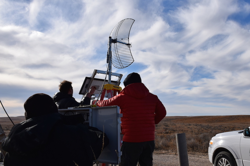 Valarm NPNRD Water Usage Flow Monitor Deployment Aquaculture Fish Farm Nebraska Real-Time Sensor use case pic