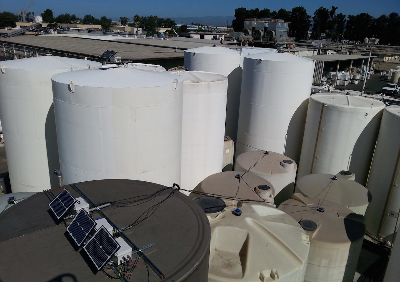 Valarm Tank Monitoring Solar Wifi Cost-Effective AGRX tanks sensors Valarm Tools Cloud 0