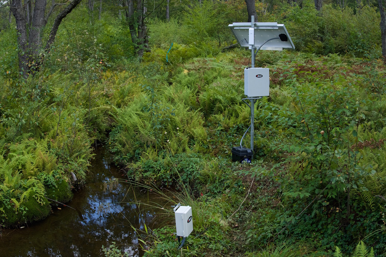 Valarm Water Quality Monitoring Streams pH conductivity tds pennsylvania 8