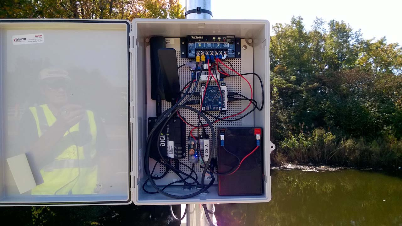 Tools Valarm net – Flood Monitoring Systems in Smart Cities in Virginia