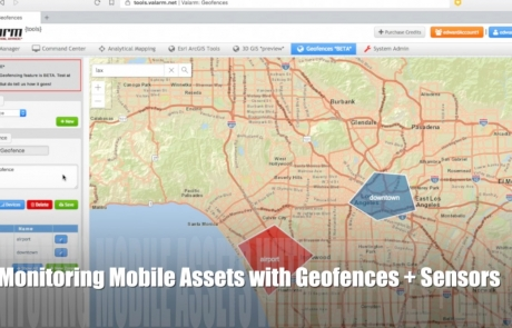 Geofencing Mobile Assets and Industrial Equipment with IoT Sensors – Video Tutorial