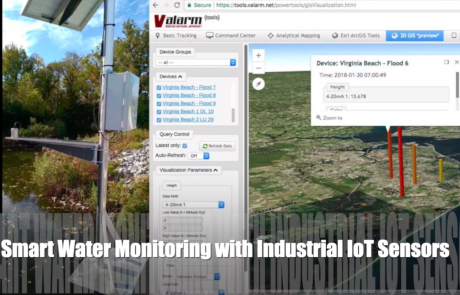 Smart Water Monitoring with Industrial IoT Sensors – Video Overview