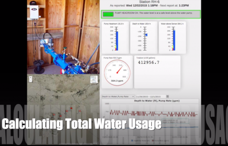 Totalizers for Flow Meters and Water Flow Measurement Totals with IoT Sensors – Video HowTo Tutorial